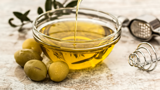 Olive Oil for Acne Scar Removal
